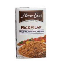 Near East Wild/Mush and Herb Pil - 6.3 ounce each