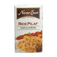 Near East Garlic and Herb Pilaf - 6.3 ounce each