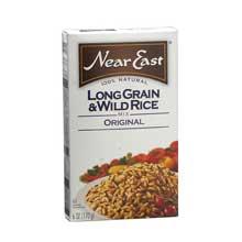Near East Lg Grn Wld Rice - 6 Oz Pack