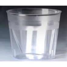 Elite Barware Clear Ying Yang Bomb Shot Cup