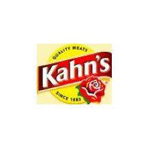 Kahns Braun Chub Lunch Meat 16 Ounce