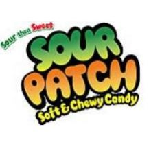 Soft and Chewy Sour Patch Kids Candy