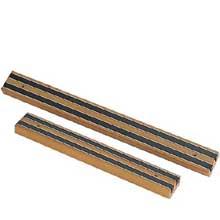 Hardwood Backed Magnetic Bar 12in. O.L.