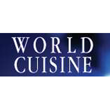 World Cuisine 340812 Double Sided Cake Marker Dia 8 Cut 12 Cut 7 inc