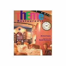 Sale Item Theme Restaurants By Michael Kaplan 176Pgs - Hardbound