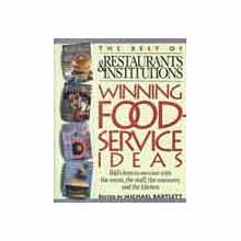 Sale Item Winning Food Service Ideas By Michael Bartlett 288Pgs - Cloth