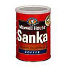 Sanka Coffee Instant Coffee - 12/4 oz. jars