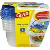 Glad Bowl Container