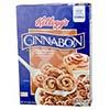 Kelloggs Honey Smacks and Cinnabon Cereals