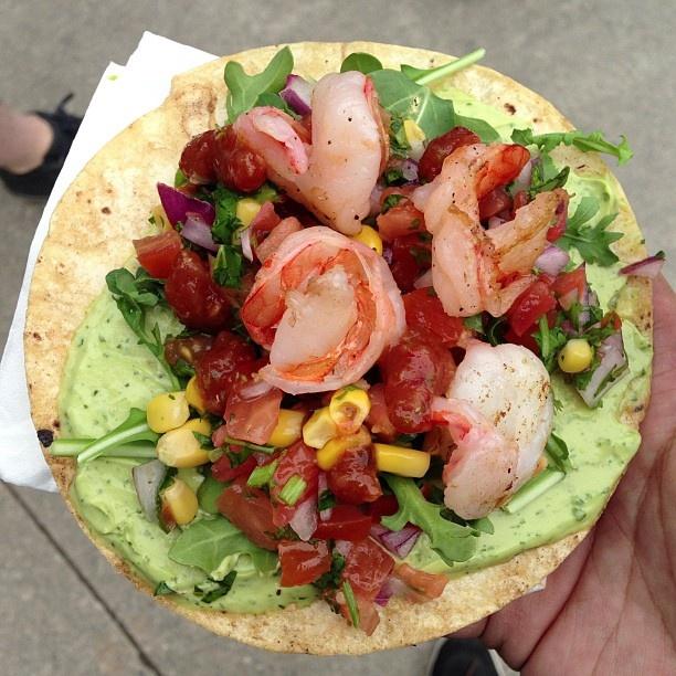 Per Se Mobile Food Truck Menu