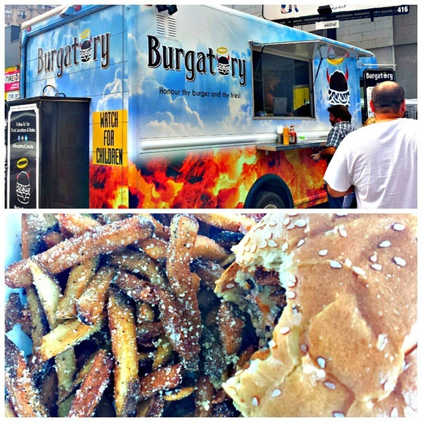 Heaven And Hell S Kitchen Food Truck