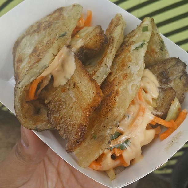 Tasty Taters Food Truck
