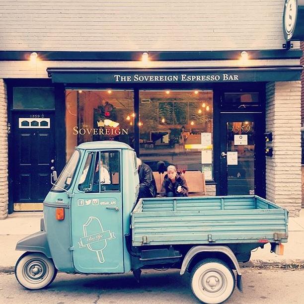 Bar ape toronto food trucks toronto food trucks for Ape bar prezzo