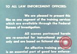 Image of car theft United States USA, 1970, second 12 stock footage video 65675050403
