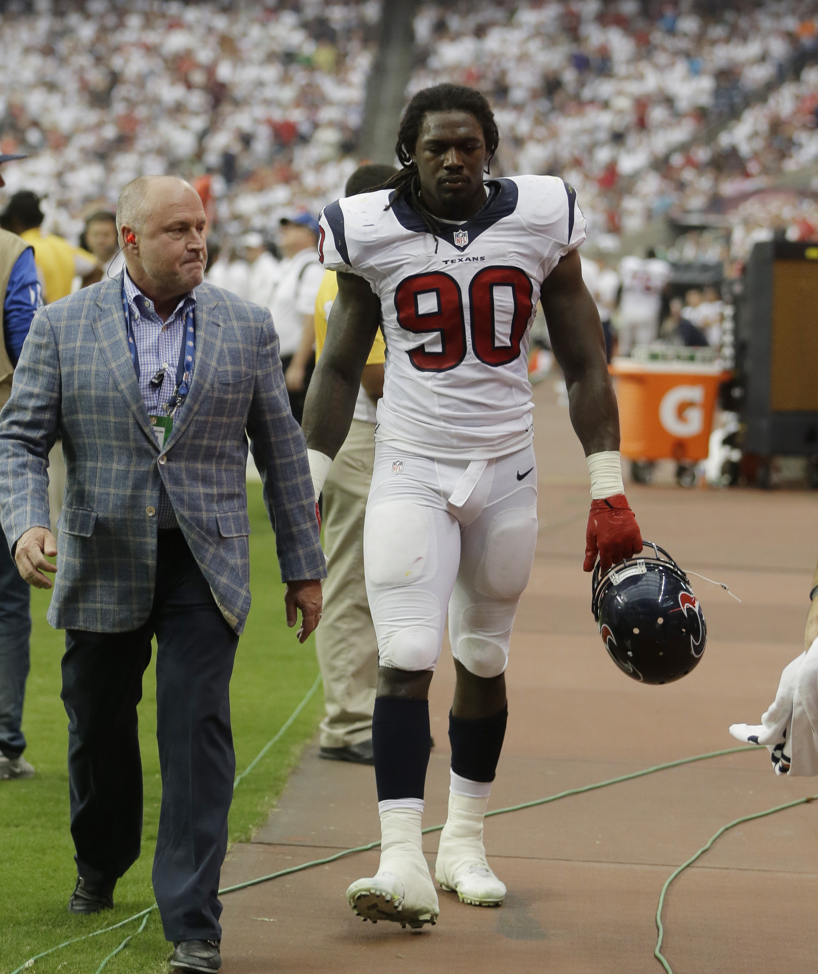 The New New JaDeveon Clowney Thread Page 6