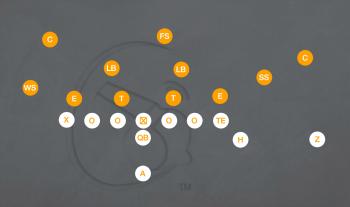 4-2-5 Defense vs Trey Closed