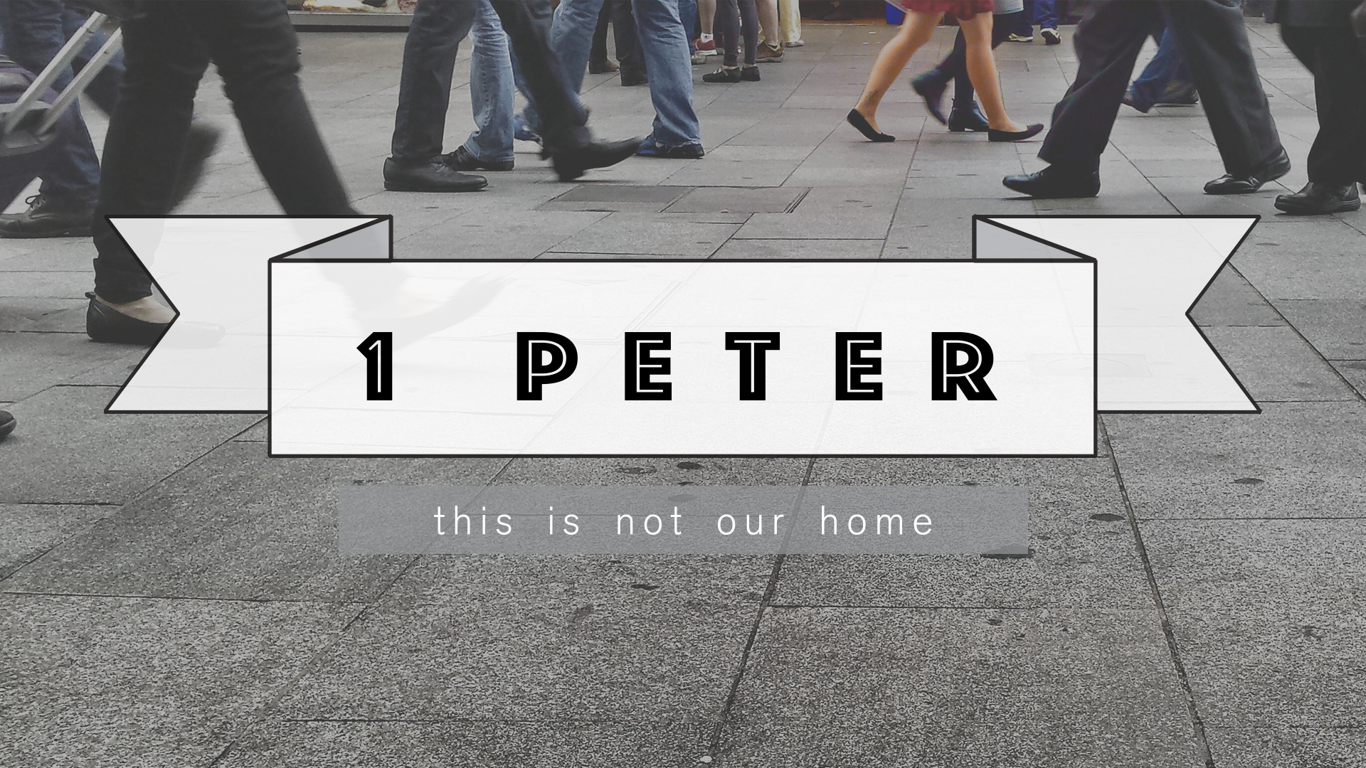 Ahwatukee Church, the Book of 1 Peter