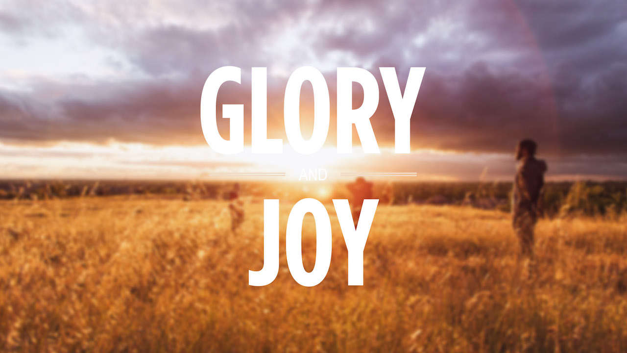 Glory and Joy at Foothills Church in Ahwatukee