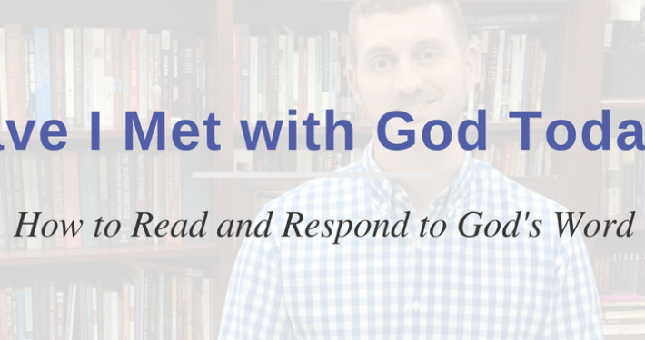 Have I Met with God Featured Image