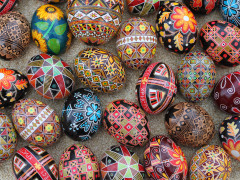 Pysanky (Easter Egg) Workshop Images