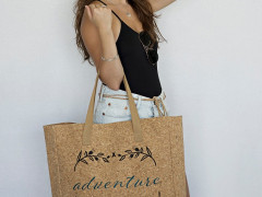 Cork Tote Painting Images