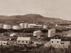 Town of Turner Valley Images