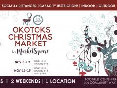 Okotoks Christmas Market Images