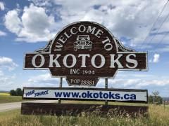 Okotoks Images