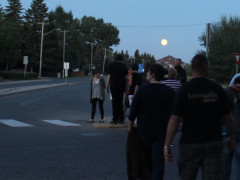 Full Moon Ghost Walk Images