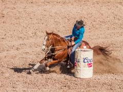 Nanton Night Rodeo Images