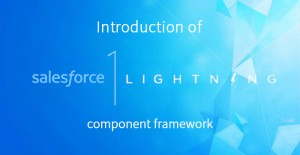 Introduction of Lightning Component Framework