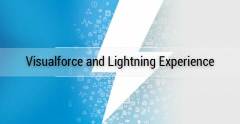 Adopt Visualforce with new Lightning Experience