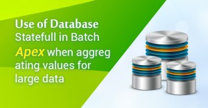 Use of Database.Statefull in Batch Apex when aggregating values for large data