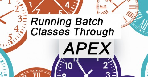 How to schedule the batch class at specific time ?