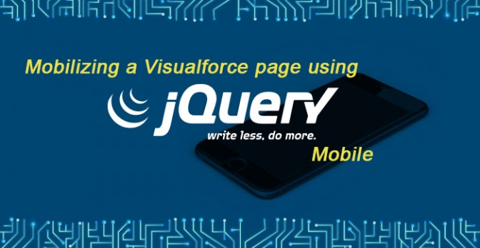 Mobilizing a Visualforce page using jQuery Mobile