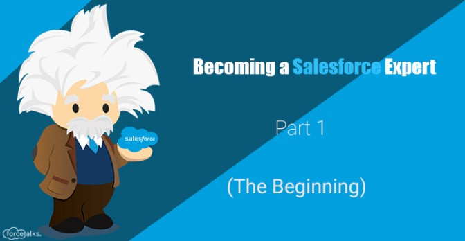 Become a Salesforce expert
