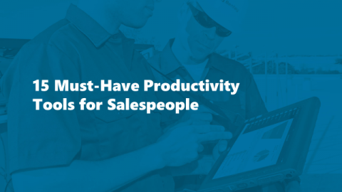 15 Must-Have Productivity Tools for Salespeople Utilizing Salesforce in the Field