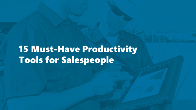 Salesforce Productivity Tools