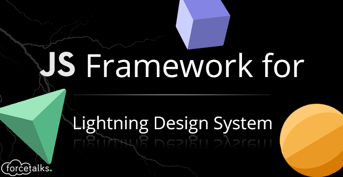 Javascript Framework for Lightning Design System