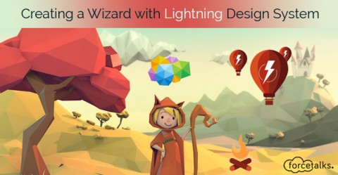 Creating A Wizard with Salesforce Lightning Design System