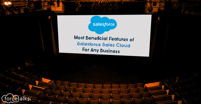 features of Salesforce Sales Cloud for any business