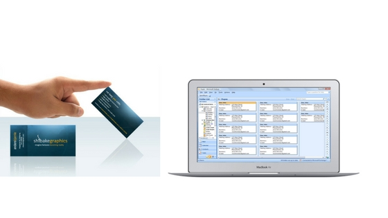 Salesforce scan business cards to outlook in seconds forcetalks look no further with bric app business card scanner you can scan business cards into your account in seconds and can also rest assured that accurate data reheart Image collections