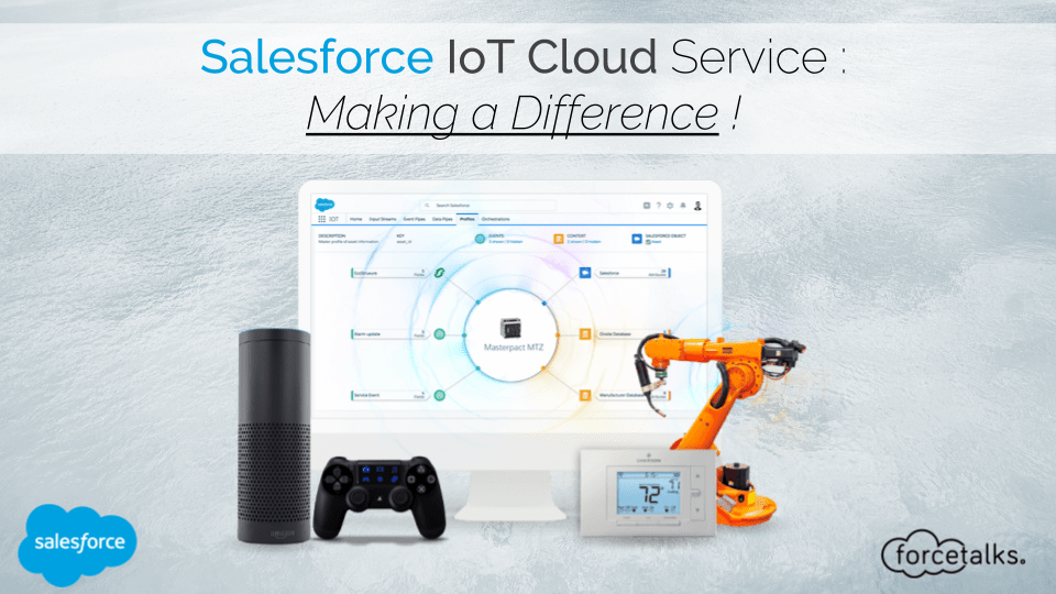 With The New Salesforce IoT Cloud Service, I See Some Version of Next Best