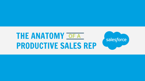 Salesforce : Anatomy of a Productive Sales Rep