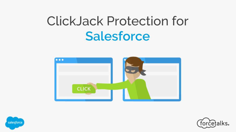 ClickJack Protection for Salesforce