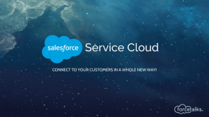 Salesforce Product : Service Cloud