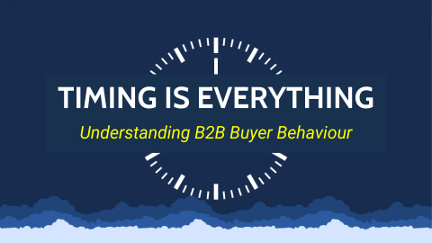 Timing is Everything : Understanding B2B Buyer Behavior