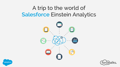 A Trip to the World of Salesforce Einstein Analytics