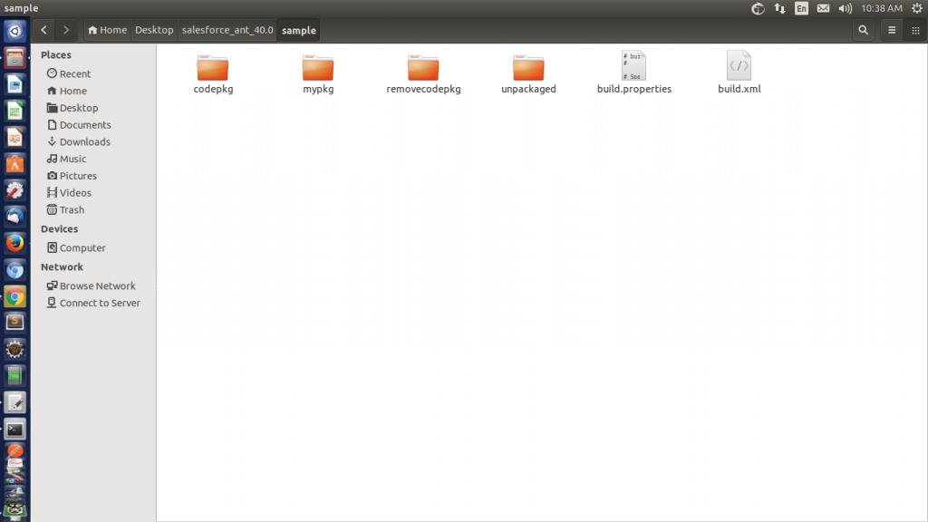 Sample Folders For Data Migration