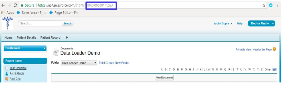 Salesforce | How to Import multiple images into Salesforce
